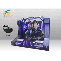 Super Pendulum Vivid Simulation 9D VR Machine With 720 Degree Rotation