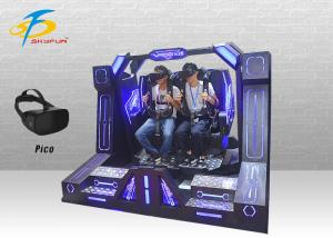 China Super Pendulum Vivid Simulation 9D VR Machine With 720 Degree Rotation on sale