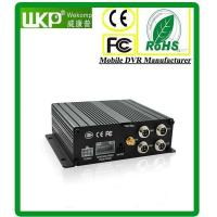 Multiple-Function Mobile DVR for 4 Channel SD Card  MDVR  support real-time monitoring