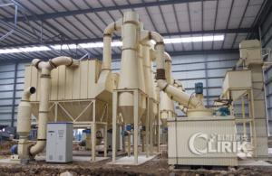 China HGM Series Micro Powder Grinding Mill Price on sale