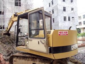 China construction digger for sale e70B track excavator second hand caterpillar used excavator for sale on sale
