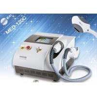 China 2 Handpieces IPL Laser Equipment , Flexble Screen Hair Removal SHR IPL Machine on sale