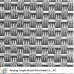 Stainless Steel Decorative Mesh Rope Pitch: 20mm