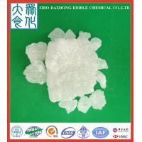 aluminium potassium sulfate potash alum crystal