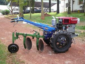 China Supply FRD walking tractor pastoral management ditching earth plow on sale