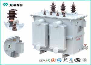 Solid price AC 50Hz 11kv oil immersed power transformer