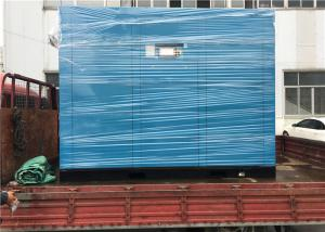 China 30KW Permanent Magnet Two Stage Screw Compressor Variable Speed Direct Driven on sale