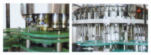 China High Speed Beer Bottling Machine Equipment Production Line 220V / 380V CE Approved on sale