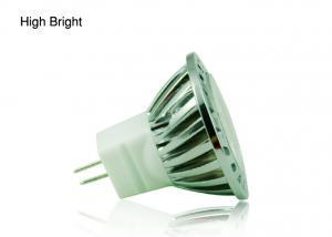 China High Power 1W 5000 - 10000K AC / DC 12V SMD MR16 LED SpotLight Bulb For Architectural on sale
