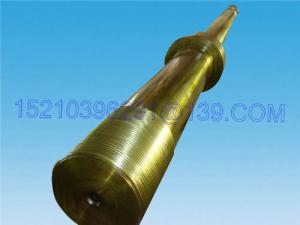 China Brass Forged Steel Shafts , CNC Machinings Precision long shaft on sale