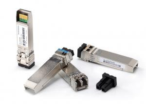 China 10G BIDI WDM SMF SFP + Optical Transceiver RX 1330nm 40KM For 10GE on sale