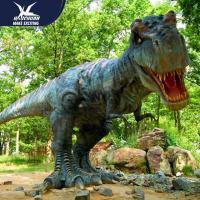 China Top Quality Theme Park Decoration Animatronic Dinosaur Model Popular Dino robot on sale