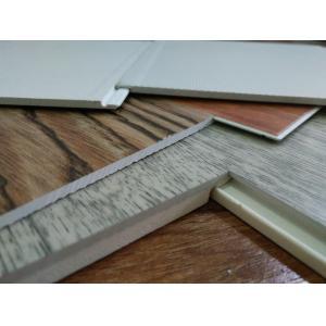 China Nouvelle technologie -------feuille en plastique de PVC du plancher 4mm de plancher de clic du système SPC de clic on sale