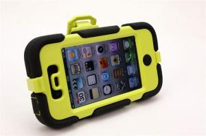 China iphone 4S protective cases with griffin survivor armor case with belt clip on sale