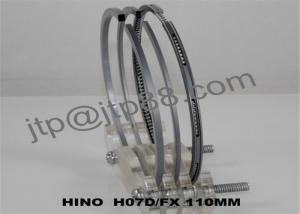 China Hino H07D Diesel Spare Parts Engine Piston Rings Size 100 * 3 + 2 + 4mm on sale