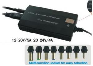Quality 100W Universal AC & DC Charger Laptop adapter & Laptop Battery Charger MH-UPA for sale