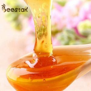 China Pure Organic Natural Bee Honey Residues Free Multi Flower Honey on sale