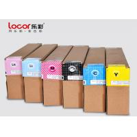 Printing Ink Cartridge Replacement Yellow / Red / Blue / Black / Red / Blue