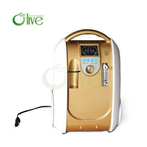 China OLV-B1 mini portable oxygen concentrator 1-5L flow with battery use outside on sale