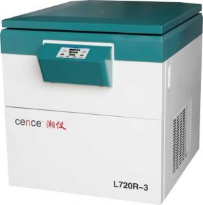 China Classic Advanced Cence Blood Separation Centrifuge Super Capacity Easy Operation on sale