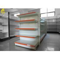 China 35kg/ Layer Load Supermarket Storage Racks For Shampoo Cosmetics Display on sale