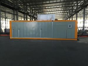 China Aluminum Wood Grain Sublimation Heat Press Machine With Vacuum Pump on sale