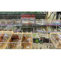 China 3d architectural modeling Supermarket model making ,  3d architectural models CE ROHS on sale