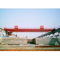 China Double Trolley Warehouse Overhead Crane Double Girder Overhead Hoist System on sale