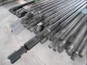 China Abrasion Resistant Threaded Drill Rod , Precision Ground Geological Drill Rod on sale