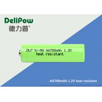 700mAh AA NIMH Rechargeable Battery For Fridge / Electric Appliance