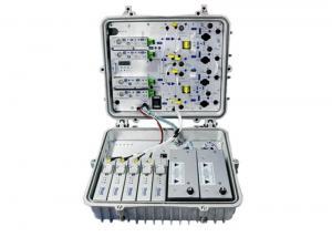 China 1003Mhz 1Ghz AGC RF CATV Optical Node Digital Signal With RFOG NMS on sale