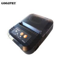 Handheld Mini Bluetooth Printer 5V 2A Power USB Barcode Receipt Printer