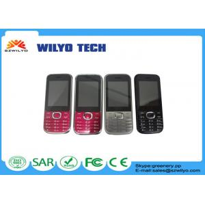 China WX15 2.4 inch Quad Band Dumb Phone With Wifi Active Dual Sim Phone on sale