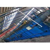 China Zinc Aluminium Alloy Hot Dip Galvanized  Wire Galvanizing Line on sale