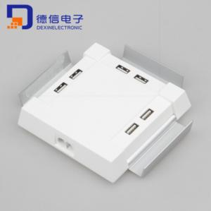 China 6 Ports 9A USB Charger with Special Dock Station (LCK-PS001) on sale