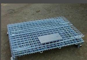 roll cage,portable cages,storage cages,roll Wire Container