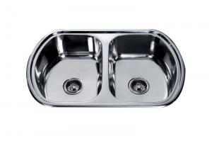 Double Basin Kitchen Sinks Fregaderos De Acero Inoxidable Stainless Steel Sink Factory Sink Hardware For Sale South American Sink Manufacturer From China 108397414