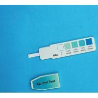 Rapid Saliva Test Kit , Alcohol Test Strips For Drinks CE FDA Approved