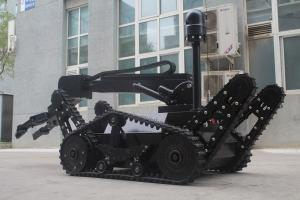 China 500m Wireless Control Counter Terrorism Equipment MK6 EOD Robot With Mechanical Arm on sale