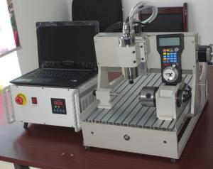 China Mini Cnc 3040 Router 800w 4 axis cnc router machine for aluminum on sale