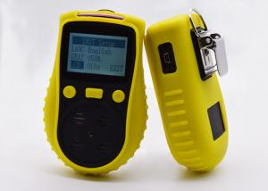 China Portable Toxic Gas Detector HCL Hydrogen Chloride 0 - 10ppm With Sound / Light / Vibration Alarm on sale