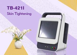 China Wrinkle Removal Home Use High Intensity Focused Ultrasound Machine For Face Lifting on sale