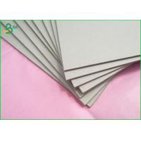 Laminated Grey Board Paper Double Grey Side Board 0.9mm Thickness For Puzzles
