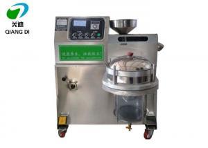 China huile de soja de machine d'extraction d'huile de cuisinier d'affaires commerciales/huile d'arachide/huile de sésame on sale