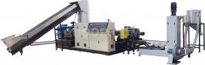 China PVC hot-cutting, granulating production line on sale