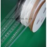 Противостатическая окружающая среда - дружелюбные материалычерные/прозрачный пакет конденсатора СМД