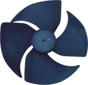 China Air Conditioner Axial Fan Blade, Axial impeller,axial fan blade,a/c fan impeller on sale