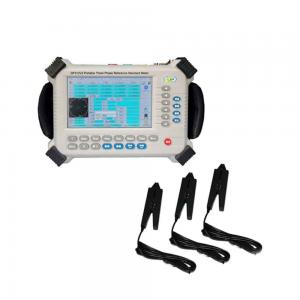 China High Accuracy Portable Meter Test Equipment 2 Input Channel Screen Capture Function on sale