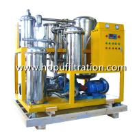China Vacuum Hydraulic Oil Dehydration Degassing Purifier, Hydraulic Oil Flushing System, recycling, polishing hydraulic pipe on sale