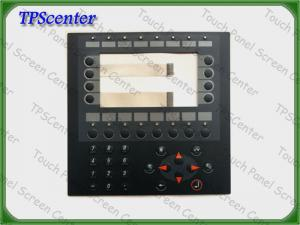 China Membrane switch keypad keyboard 03500B 0124-101 for Beijer Electronics AB Operator Interface E600 on sale